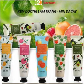 [GIÁ SỐC] Kem Dưỡng Da Tay Maycreate Hand Cream Có Chứa Vasaline Giúp Dưỡng Ẩm Trắng Mềm Mịn Với Nhiều Loại Hương Thơm Từ Thiên Nhiên Hàng Nội Địa Trung Chất Lượng Sản Phẩm Bán Chạy 2020 O2O Shop thumbnail