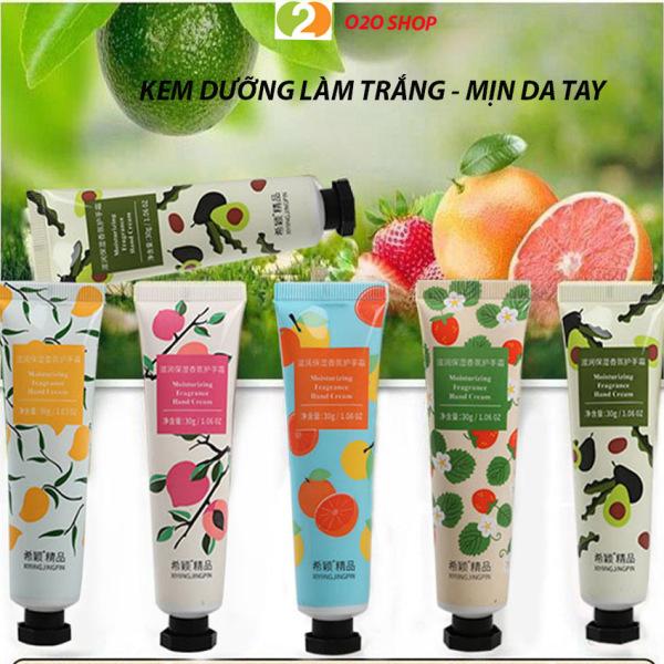 [YÊU THÍCH] Kem Dưỡng Da Tay Maycreate Hand Cream Có Chứa Vasaline Giúp Dưỡng Ẩm Trắng Mềm Mịn Với Nhiều Loại Hương Thơm Từ Thiên Nhiên Hàng Nội Địa Trung Chất Lượng Sản Phẩm Bán Chạy 2020 O2O Shop giá rẻ