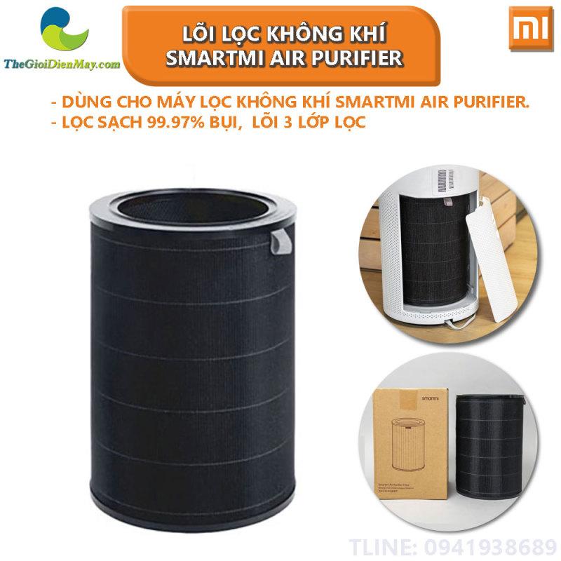 Lõi lọc không khí cho máy Lọc không khí Xiaomi Smartmi Air Purifier - Shop Thế Giới Điện Máy