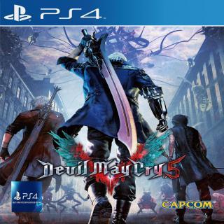 [Nhập ELJUN21 giảm 10% tối đa 200k đơn từ 99k]Đĩa Game PS4 - Devil May Cry 5 thumbnail