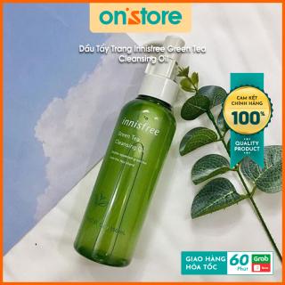 Dầu Tẩy Trang Innisfree Green Tea Cleansing Oil - 150ml, Hàn Quốc, Nước Tẩy Trang Dành Cho Mọi Loại Da, Giá Rẻ thumbnail