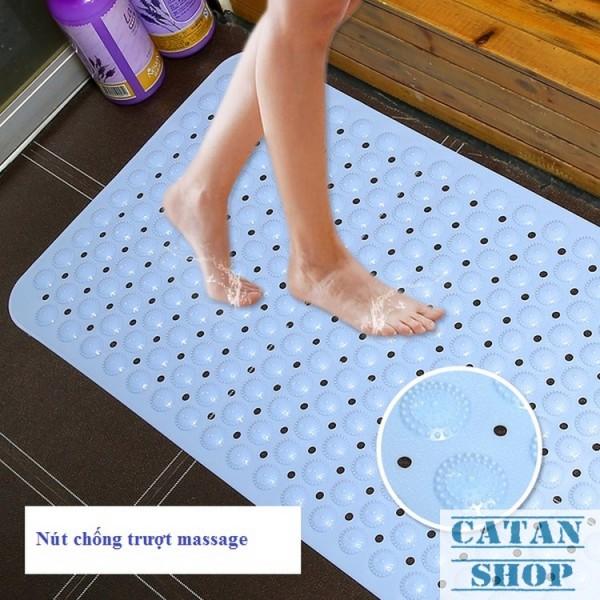[HCM]miếng lót chân thảm nhà tắm nhà vệ sinh thảm chống trơn trượt an toàn GD06-TNT