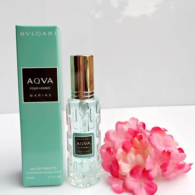 Nước hoa chiết Pháp dạng xịt 20ml mùi hương sang trọng đầy lôi cuốn