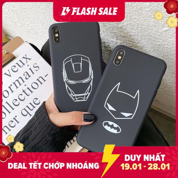 [Nhập ELMAY21 giảm 10% tối đa 200k đơn từ 99k]Ốp lưng HERO dành cho iphone 6/ 6s plus/7/ 8 plus/x/xs max/11/11 pro max – Shin Case a211