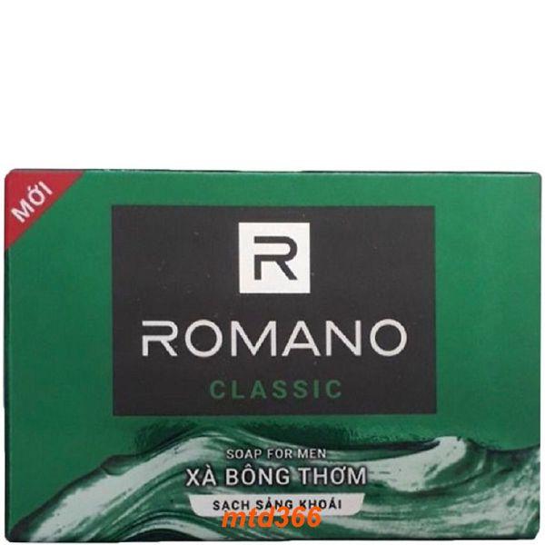 Xà Bông Tắm 90g Romano Classic