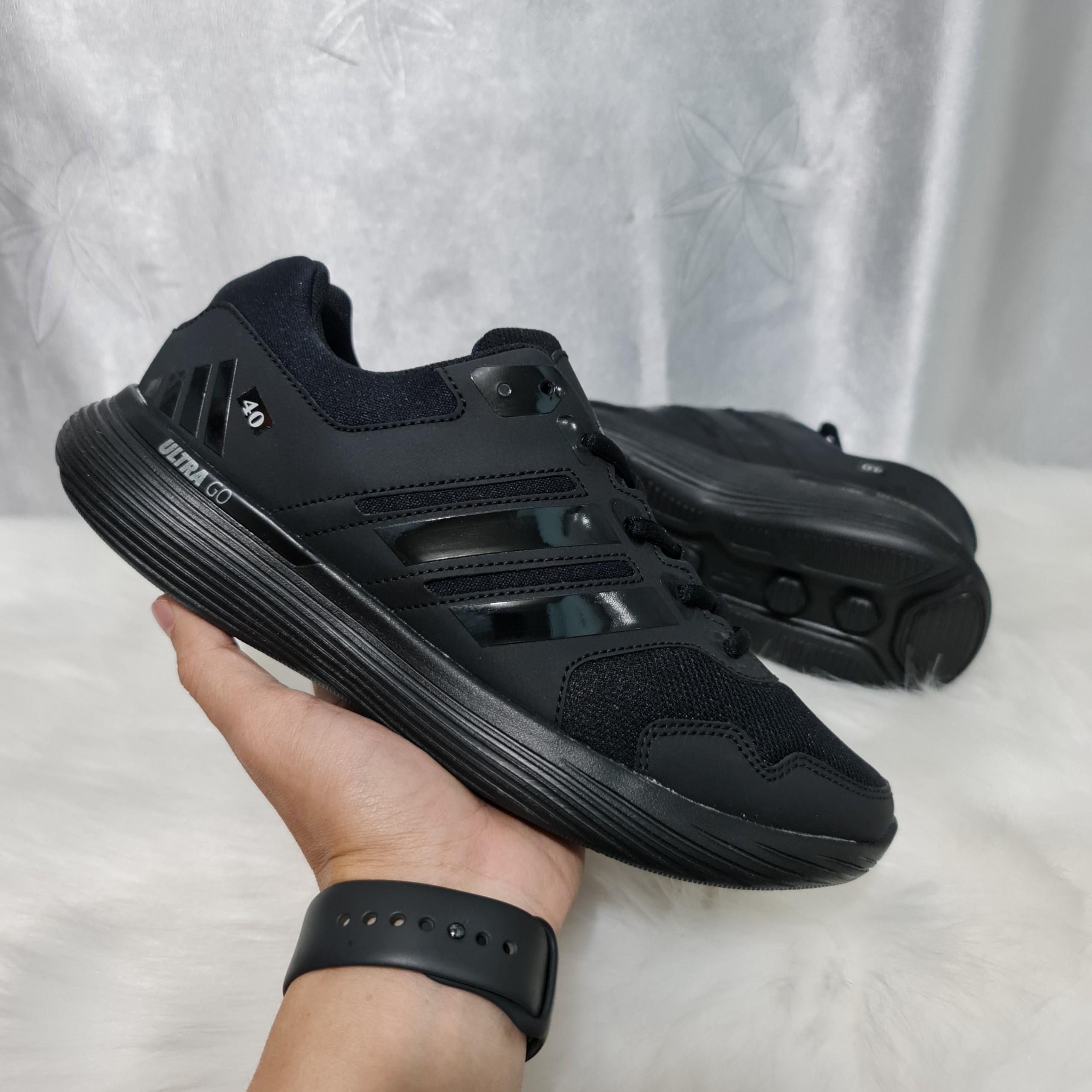 [HCM]Giày Thể Thao Sneaker Nam ( Đen Full )