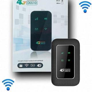 Modem wifi không dây D6610 Chuẩn nhà mạng Viettel - TỐC ĐỘ PHÁT WIFI ĐỈNH CAO - TẶNG KÈM SIÊU SIM 4G từ TUẤN HƯNG PRO STORE thumbnail