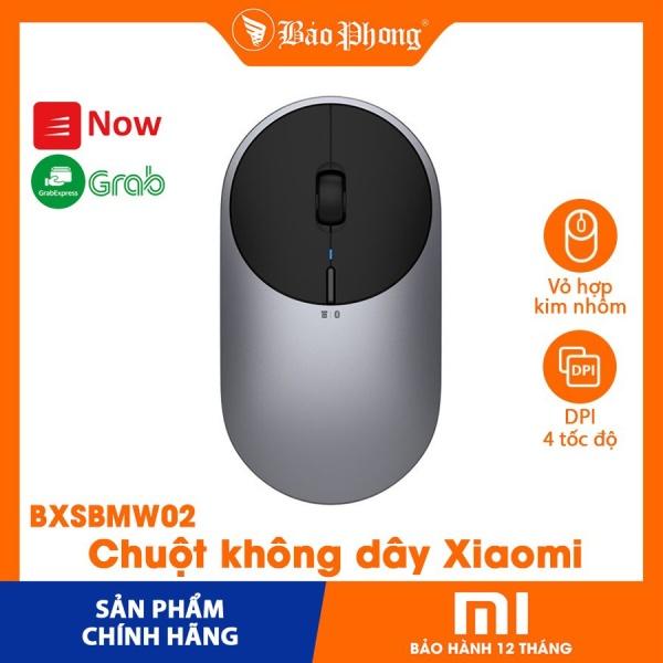 Bảng giá Chuột không dây Xiaomi portable mouse 2 BXSBMW02 Phong Vũ