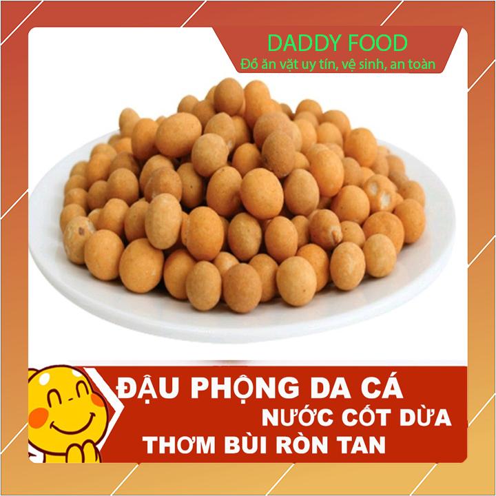 Đậu phộng da cá nước cốt dừa nutty one gói 180g thơm bùi giòn tan