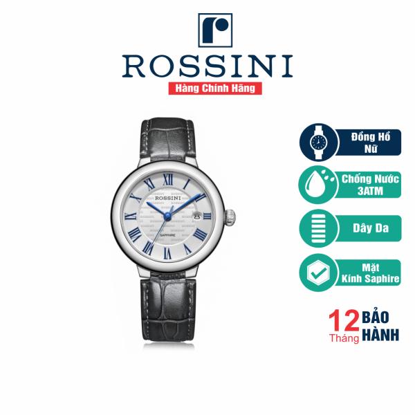 Đồng Hồ Nữ Cao Cấp Rossini - 5806W01B - Hàng Chính Hãng bán chạy