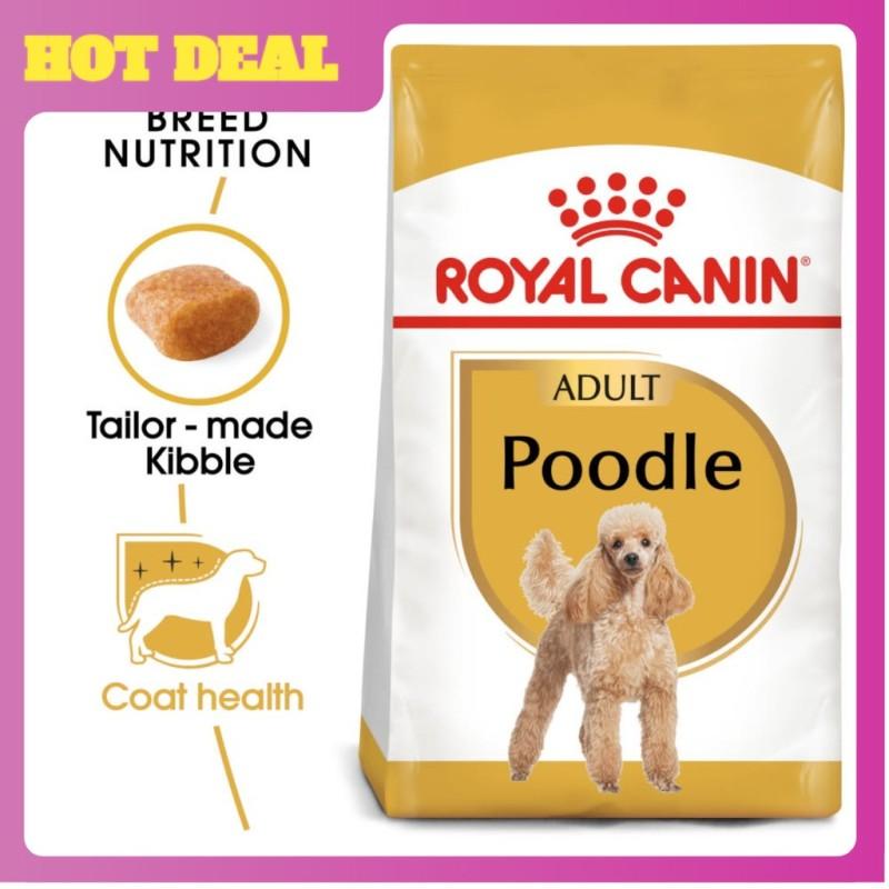 Thức ăn cho chó Poodle trên 10 tháng - dạng hạt - Royal Canin Poodle Adult - Trọng Lượng 1,5kg