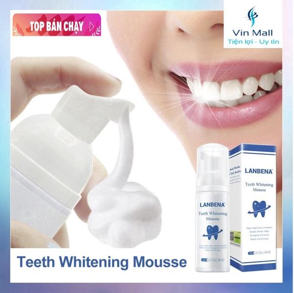 Tinh Chất Labena Trắng Răng Teeth Clean Spot Cleaning Làm Sạch Răng Teeth Whitening Trắng Răng Teeth White - Mẫu mới