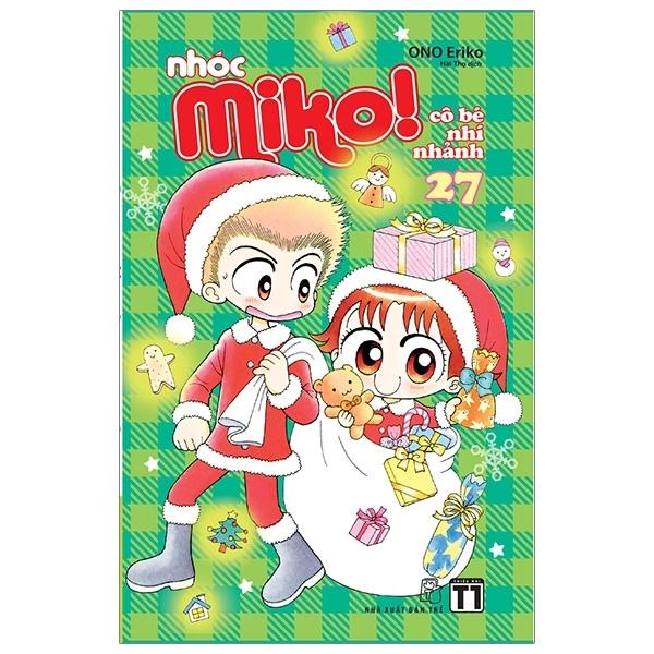 Mua Fahasa - Nhóc Miko! Cô Bé Nhí Nhảnh - Tập 27 (Tái Bản 2020)