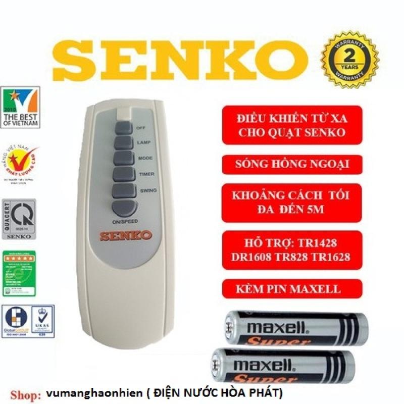 Remote điều khiển từ xa quạt Senko.SALE XẢ HÀNG