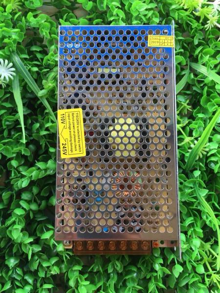 Bộ nguồn tổ ong 12V10A sử dụng cho bộ bơm phun sương tưới cây 12V  dùng cấp nguồn cho tự động hóa, bơm mini, đèn led chiếu sáng