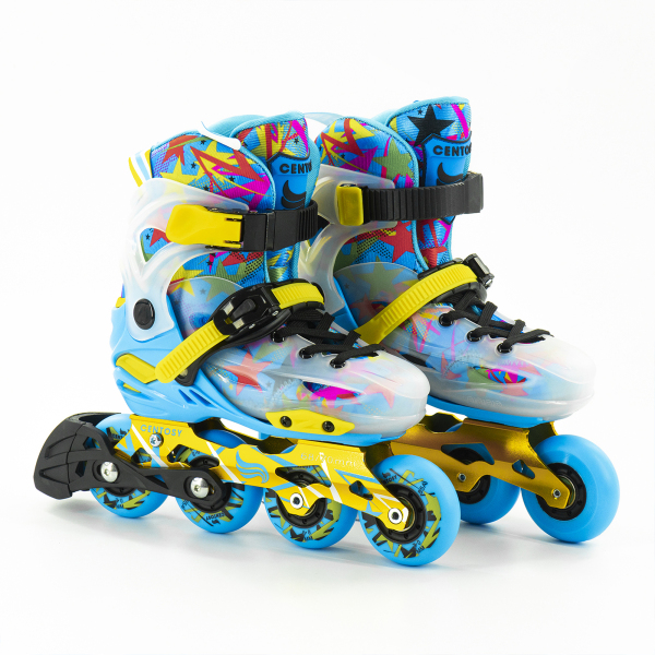 Mua Giày Trượt Patin Centosy Kid Pro 1 (Tặng túi + bảo hộ nhỏ+ áo CLB+ khóa học 2 buổi) - Giày Patin trẻ em  Centosy