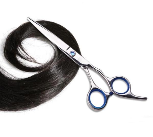 Kéo cắt tóc VS (Loại tốt - Trắng Xanh) - 1 cái cao cấp