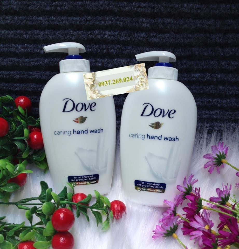 Nước Rửa Tay Dove Mềm Mịn Tự Nhiên 250ml cao cấp