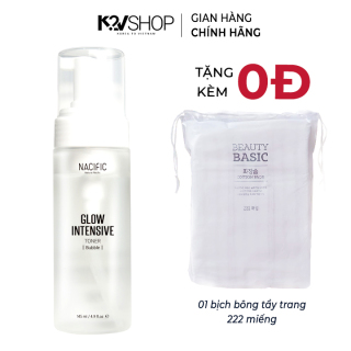 [DEAL HOT] Toner bong bóng NACIFIC Glow Intensive Bubble Toner 145ml thumbnail