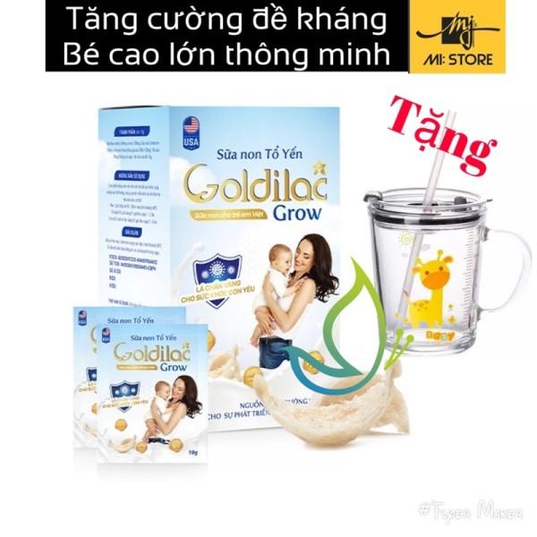 sữa non tổ Yến Goldilac Grow nhập khẩu