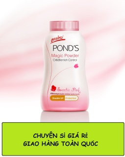 [COMBO5] Phấn phủ dạng bột siêu mịn Pond s Magic Powder - phấn rôm Pond s Thái Lan thumbnail