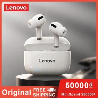 Tai Nghe Bluetooth Lenovo LP1S TWS Loa Tai Nghe Bluetooth Không Dây Âm Trầm HIFI Với Mic Tai Nghe Không Dây Thật Chỉ Báo Pin Đối Với iPhone Android thumbnail