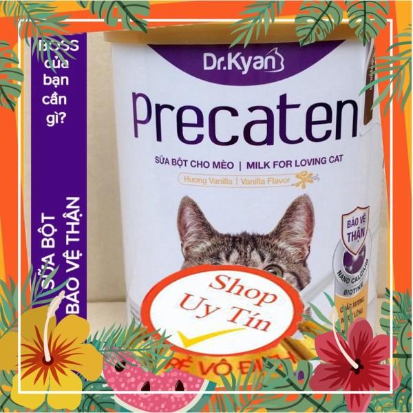 Sữa bột cho mèo Dr.Kyan Precaten 400g - 110g