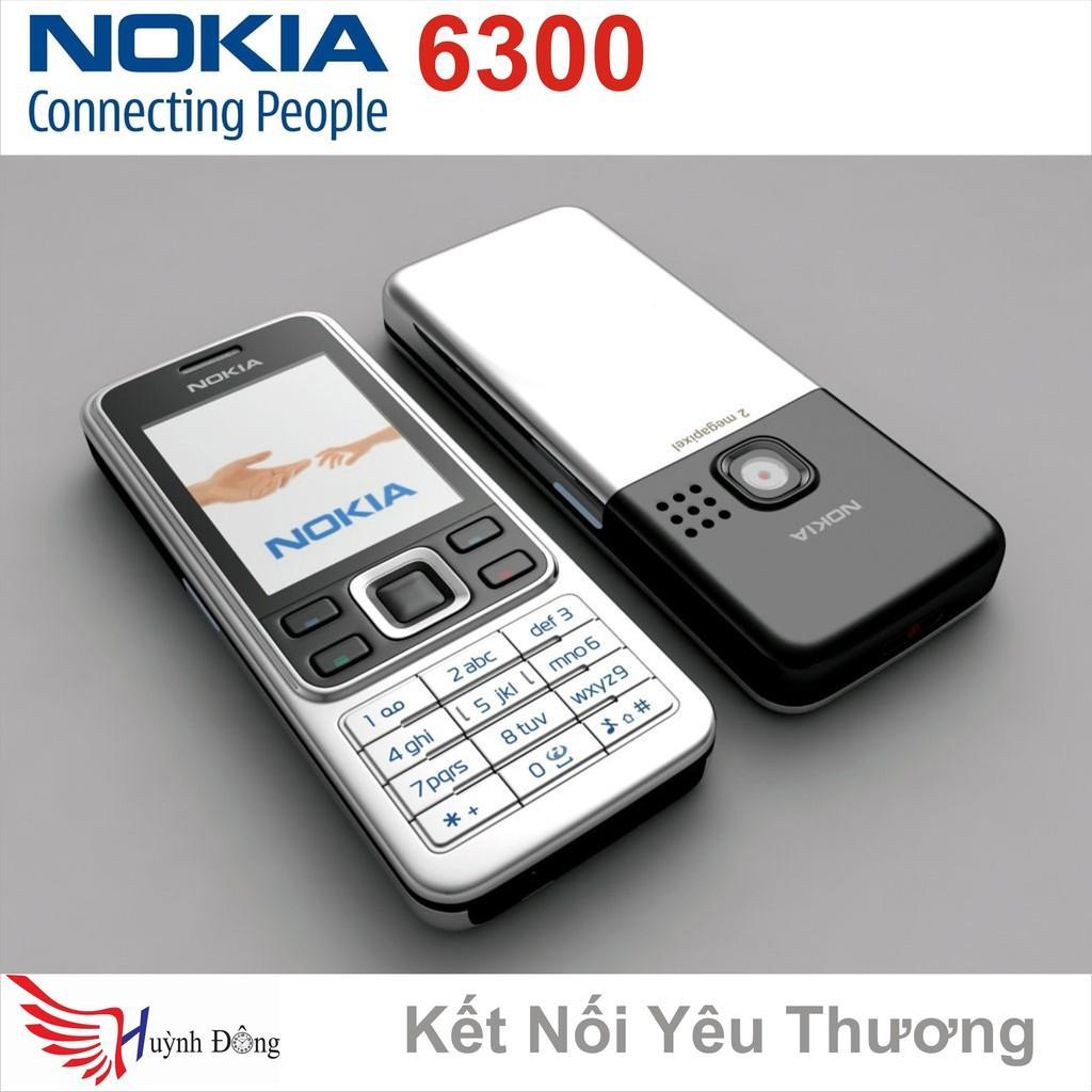 Điện Thoại Nokia 6300 Zin Giá Rẻ Nhiều Màu