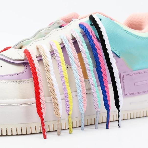 , Giày Thể Thao Đôi, Phụ Kiện Giày Rỗng Giày Dây Giày Dệt Dây Ren giá rẻ