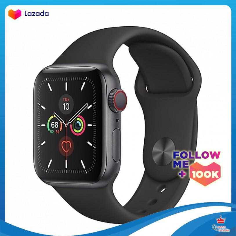 Đồng Hồ Apple Watch Series 5 GPS + LTE, Aluminum, Sport Band nguyên seal mới 100%