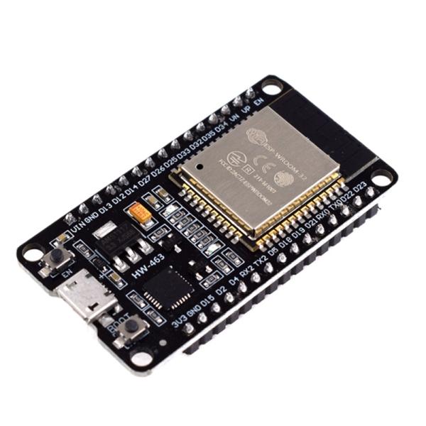 Giá ESP-32 ESP-32S Wireless WiFi Bluetooth Development Board 2.4GHz Micro- USB CP2102 Dual Core Module ESP32 with Pins Beyond ESP8266