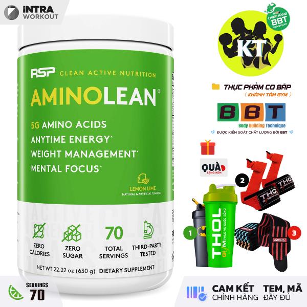 All In One - Tăng cơ & Giảm mỡ & Phục hồi Amino Lean - 70 Liều dùng