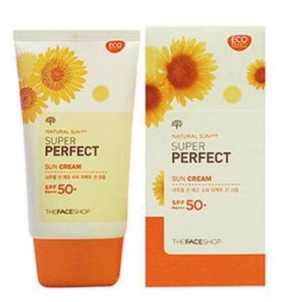 [XẢ KHO] - Kem Chống Nắng The Face Shop SPF 50+ - Huy Nhi 3007 nhập khẩu
