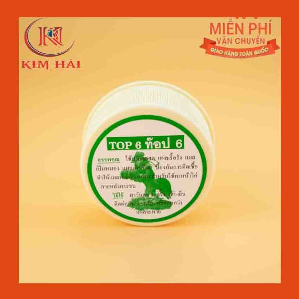 Top 6[lọ 30g]Bôi Tan đòn-chống nhiễm trùng-Tiêu sưng-Tan Máu bầm hiệu quả cho gà sau đá-thuốc gà đá thái lan.