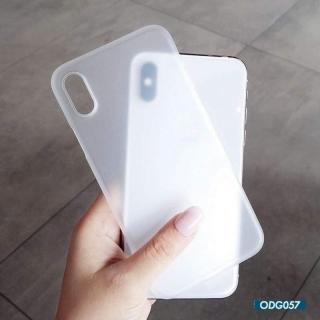 Ốp dẻo nhám Iphone 6,6s,6Plus,6sPlus,7,8,7Plus,8Plus,X,Xs ( Khách hàng vui lòng chọn đúng dòng điện thoại và màu tại phần lựa chọn) thumbnail