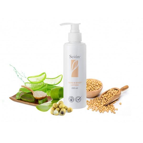 Sữa dưỡng thể Scion Hand & Body Lotion Nuskin  200ml