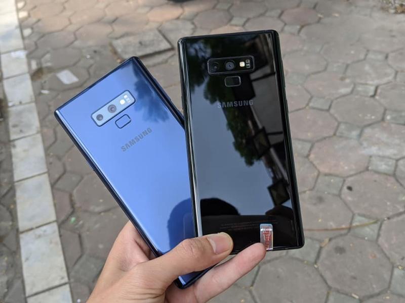Điện thoại Samsung Galaxy Note 9 xách tay Hàn Quốc 2 sim