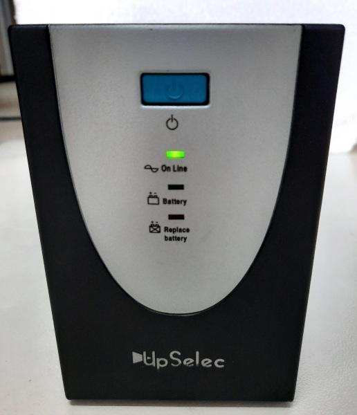 Bảng giá US500 - Bộ lưu điện UpSelec 500VA (bao gồm ắc quy) Phong Vũ