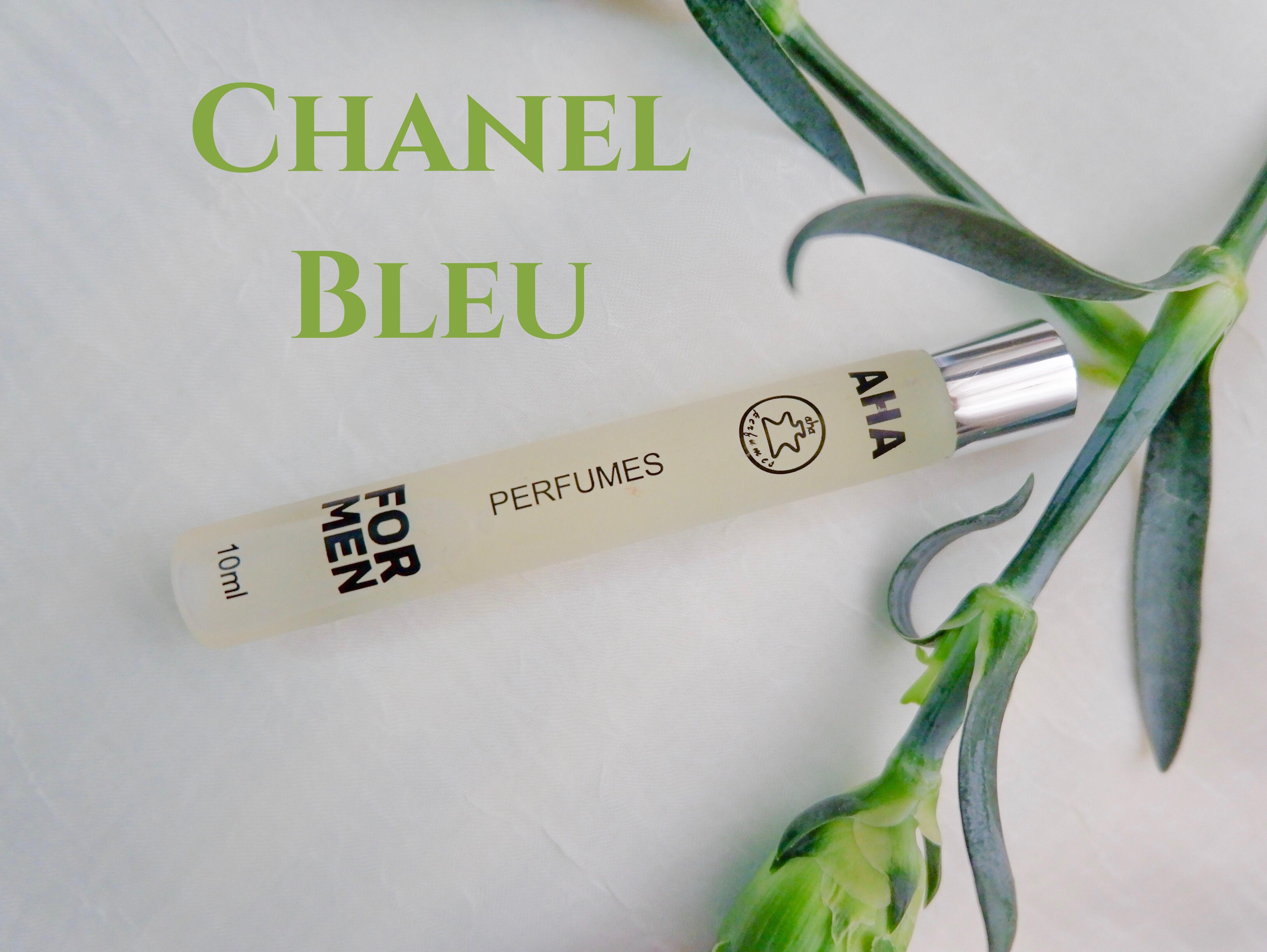 Tinh dầu nước hoa nam AHAPERFUMES AHA999 Bleu 10ml lưu hương 24 giờ