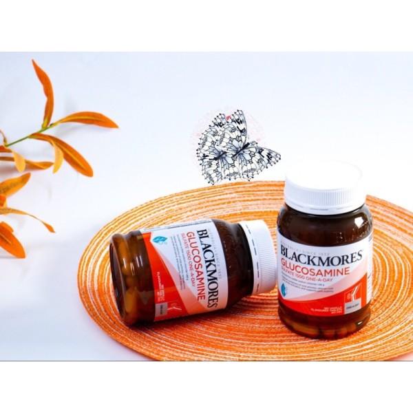 🌸🏃🏻♂️🏃Viên Uống Bổ Xương Khớp Blackmores Glucosamine Sulfate 1500Mg One-A-Day 180 Viên Của Úc🕺🏼💃🌺 cao cấp