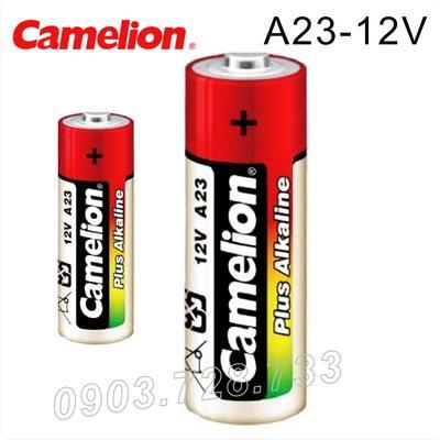 Giá Vỉ 5 viên pin 12V A23 điều khiển cửa cuốn Camelion BH76