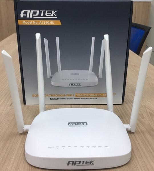 Bảng giá APTek Router Wifi A134GHU Phong Vũ