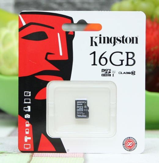 Thẻ nhớ Kingston 16G Class 10