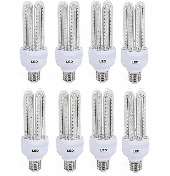 Bộ 8 bóng đèn LED chữ U 7W