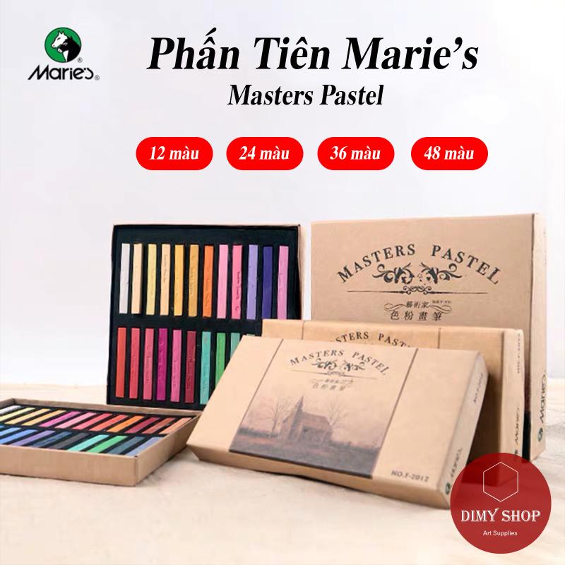 Mua Phấn tiên Masters Pastel MARIEs 12/24/36/48 màu