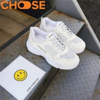 Giày Lười Nữ Thể Thao Nhiều Màu Sắc Sneaker Tăng Chiều Cao Hiện Đại Dẫn Đầu Xu Hướng 2606 thumbnail