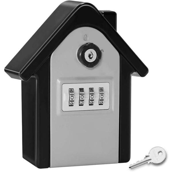 Hộp đựng khóa 4 mã số có chìa khoá dự phòng Cacazi, lock box dùng cho airbnb, homestay , trường học, văn phòng, khách sạn