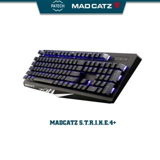 Bàn phím máy tính MADCATZ The Authentic S.T.R.I.K.E.4+ - Hàng chính hãng thumbnail
