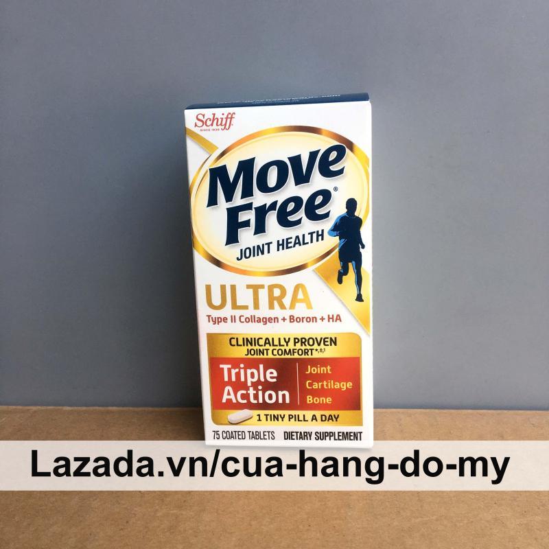 Viên Uống Schiff Move Free Ultra Triple Action Hộp 75 Viên cao cấp