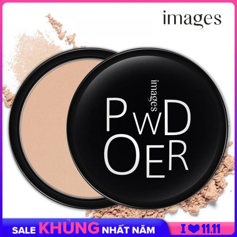 Phấn phủ kiềm dầu Images Powder lâu trôi siêu mịn phấn phủ dạng nén phấn trang điểm nội địa Trung 10g TK-PP052 cao cấp